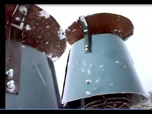 Задувает газовый котел ветром: что делать
