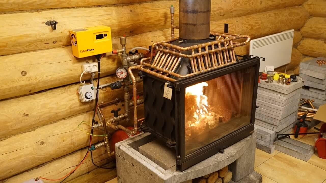 Почему газовые печи стоит выбрать для отопления дома?