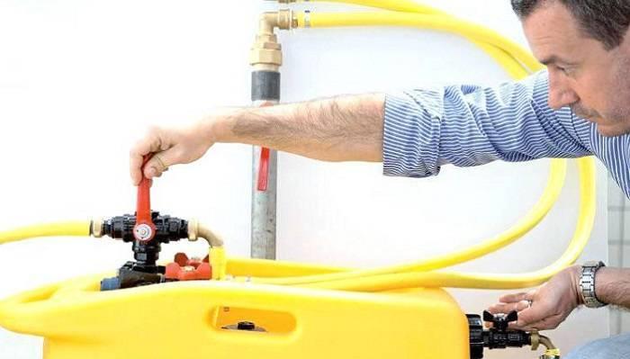 Оборудование для промывки систем отопления: что, зачем и почему