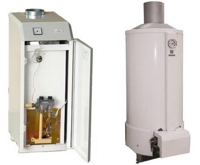 Энергонезависимые газовые котлы: обзор популярных моделей