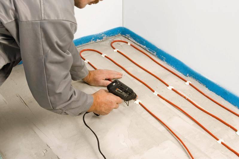 Как выбрать электрический кабель для теплого пола?
