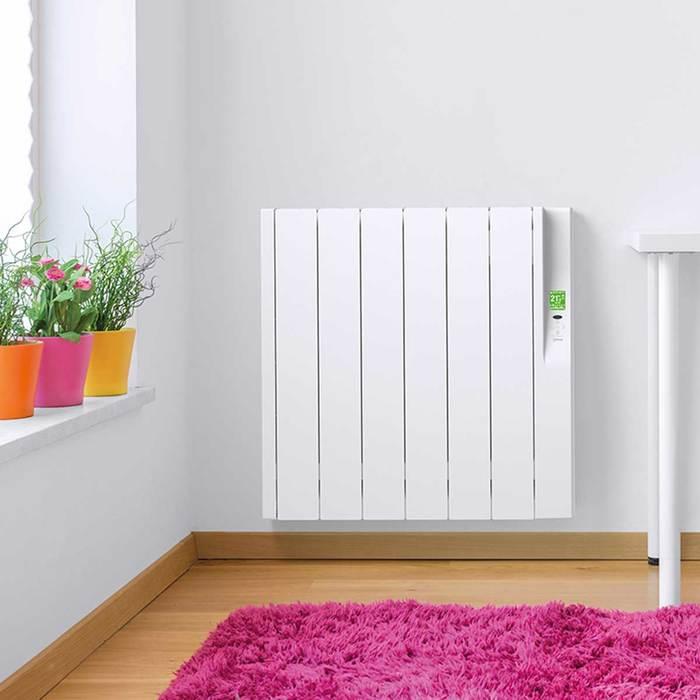Электрический радиатор отопления масляный