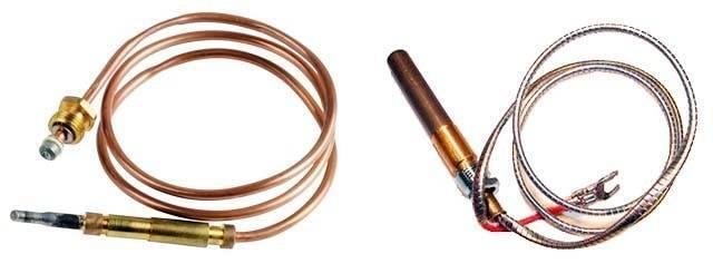 Особенности применения термопары для газовой плиты