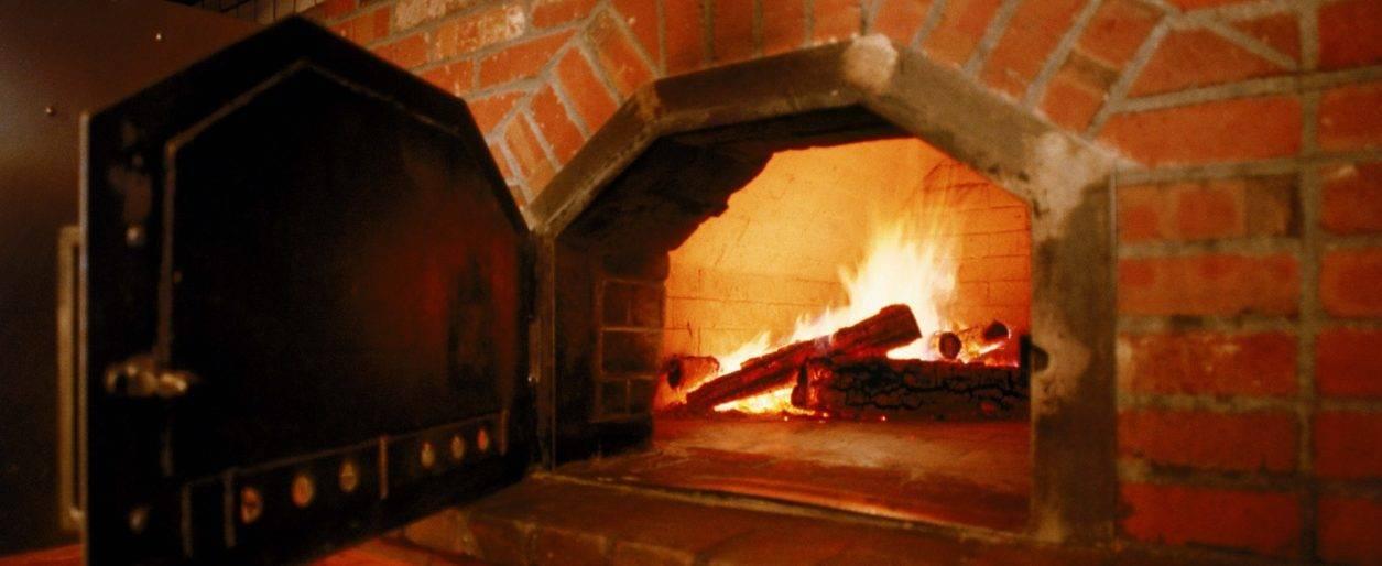 Сушка печи: как просушить новую печь после кладки