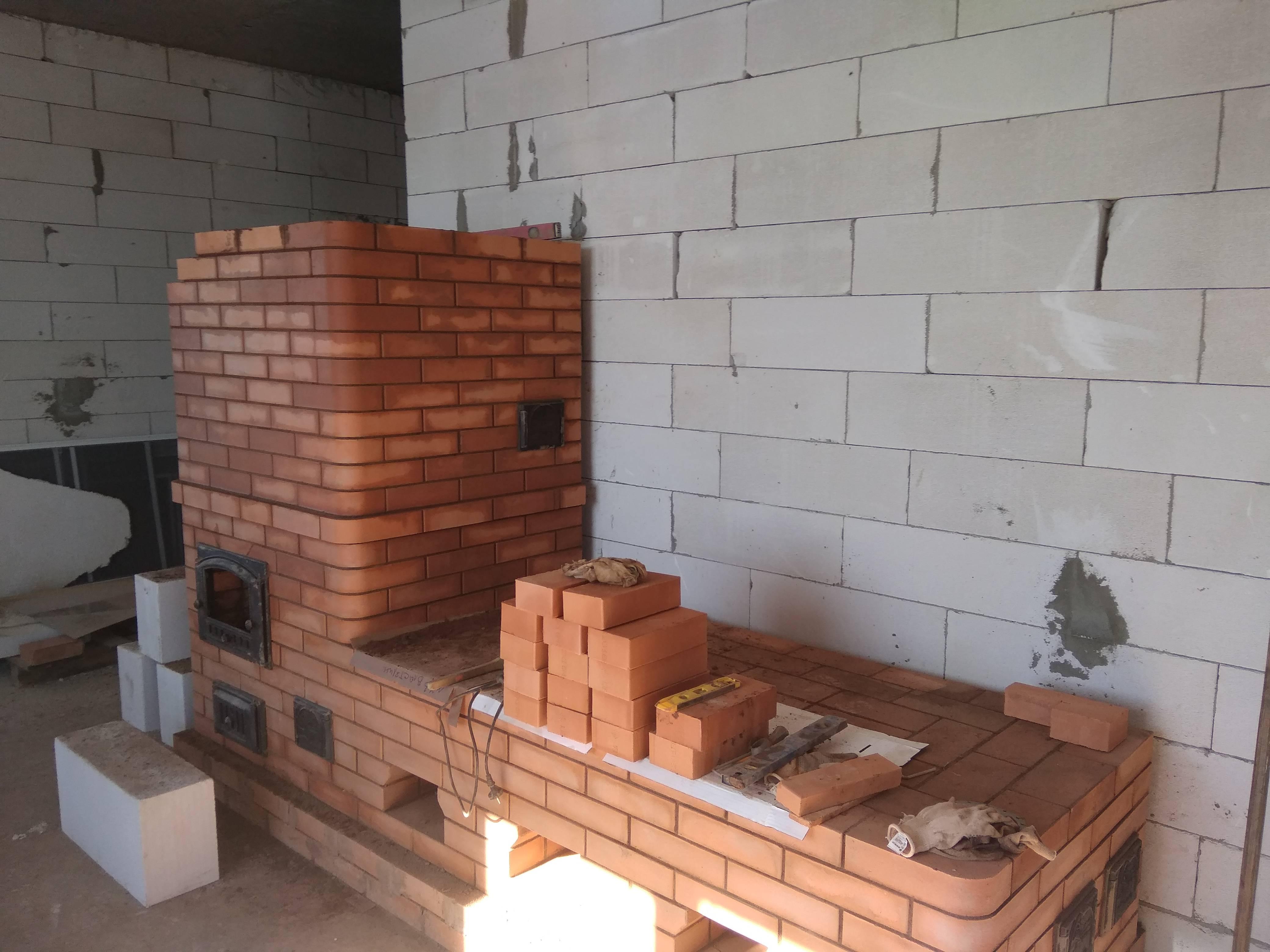 Печь лежанка своими руками: отопительная печка с лежанкой, детали на фото и видео