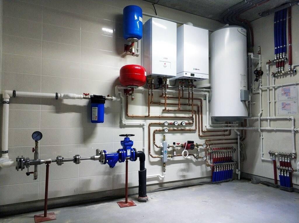 Система отопления частного дома - примеры устройства