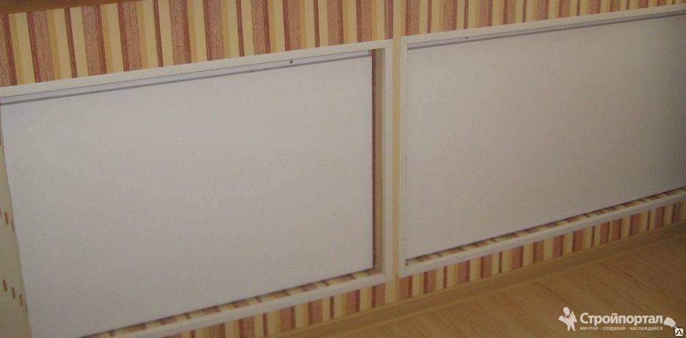 Инфракрасные панели отопления (потолочные): особенности устройства, плюсы и минусы, критерии выбора