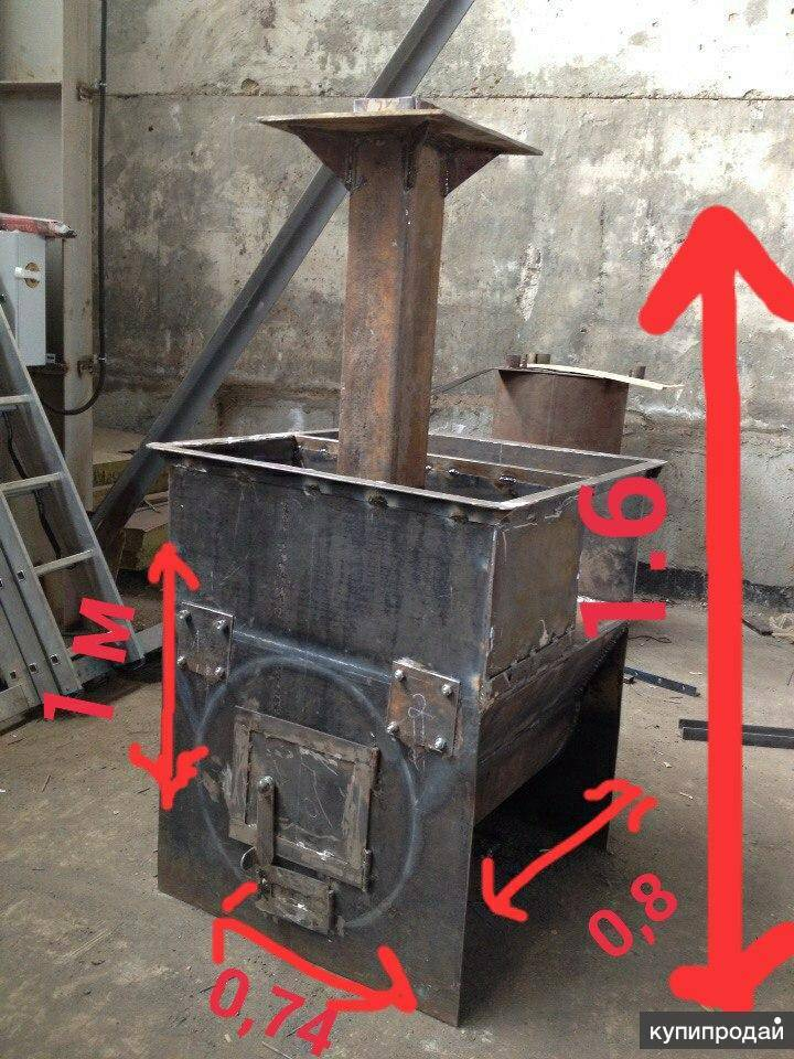 Как своими руками изготовить котел для бани   трубыда   яндекс дзен