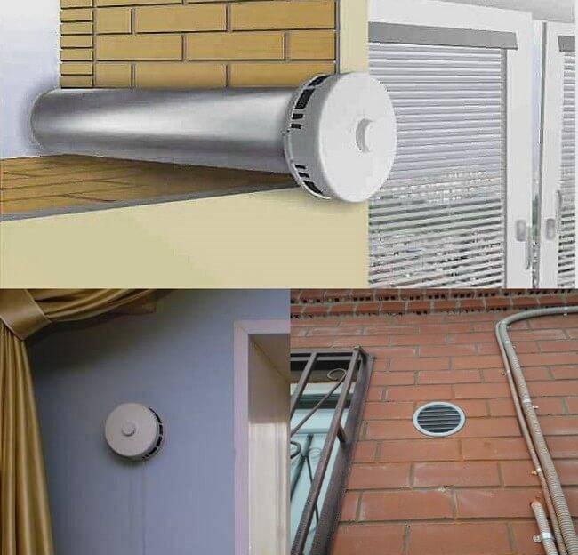 Приточная вентиляция в квартире с фильтрацией: виды бытовых систем проветривания