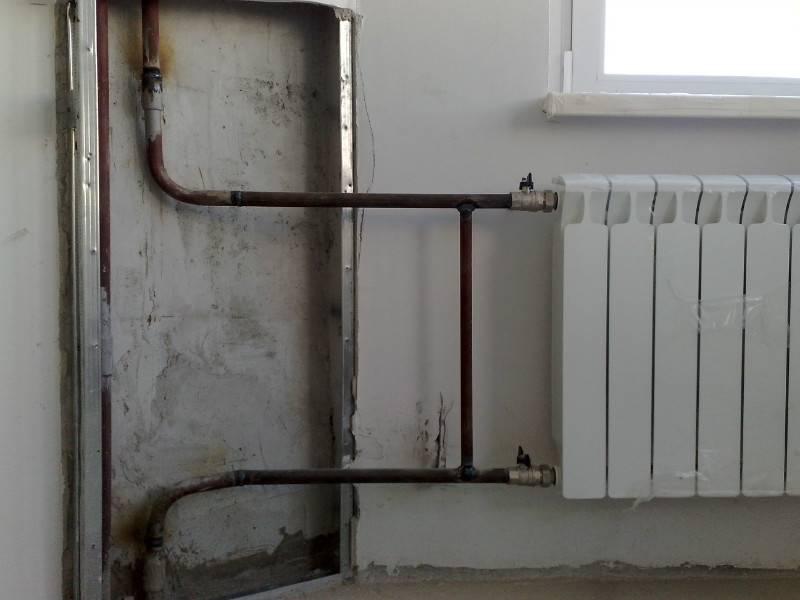 Свое отопление в квартире - закон и судебная практика