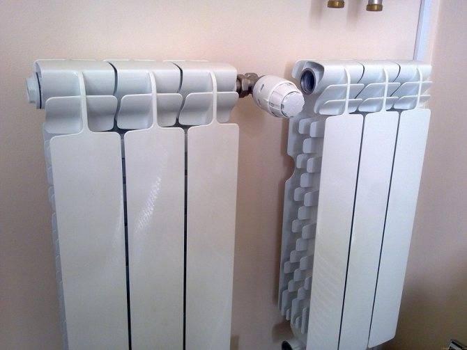 Как добавить секции на алюминиевые радиаторы? - отопление и водоснабжение от а до я
