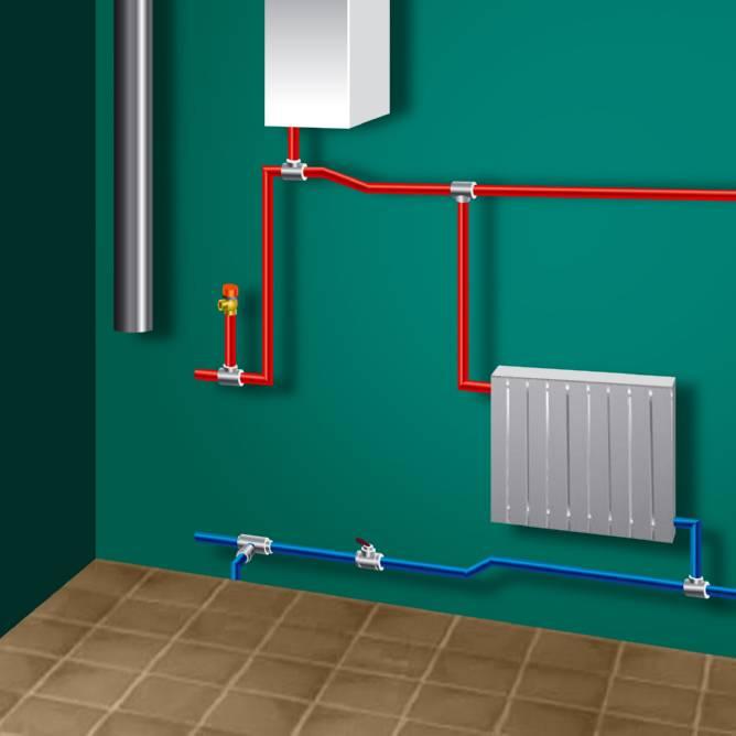 Чем хорош энергонезависимый газовый котел отопления – виды, особенности, правила установки
