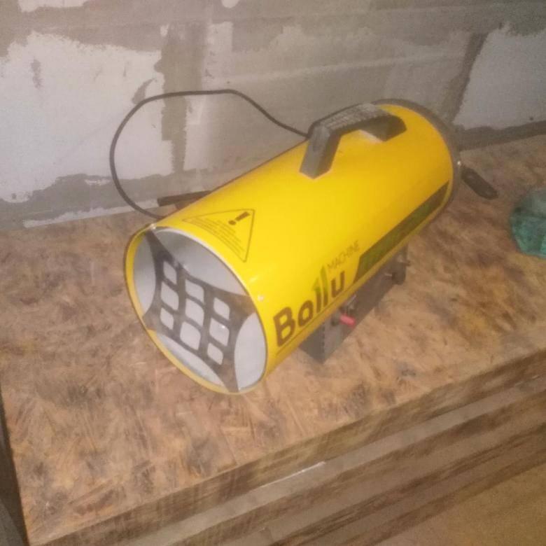 Газовая пушка для обогрева помещений −  идеальный способ сохранить тепло в особых условиях