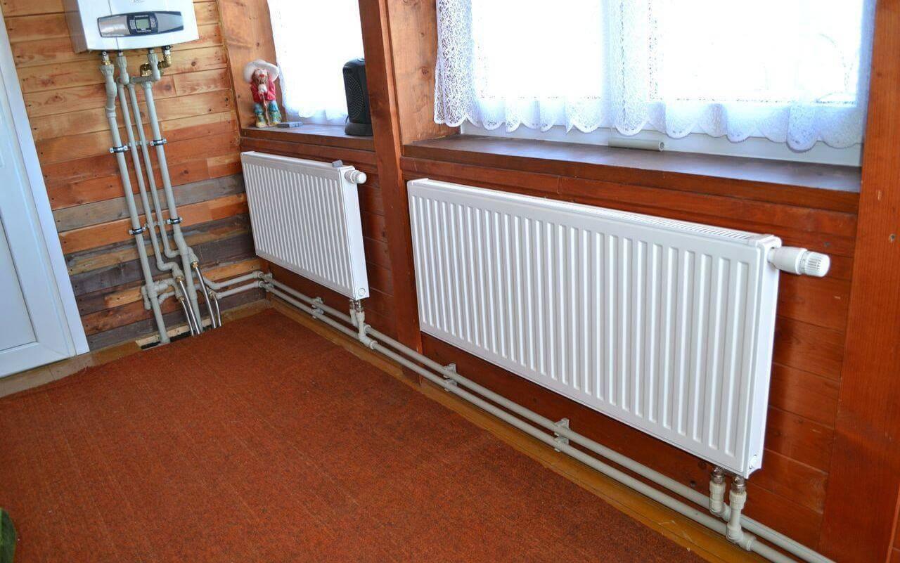 Как сделать монтаж радиаторов отопления правильно - руководство