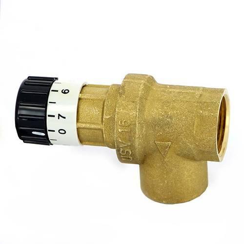 Предохранительный клапан для водонагревателя принцип работы