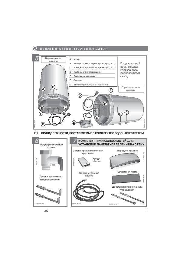 Как работает водонагреватель аристон