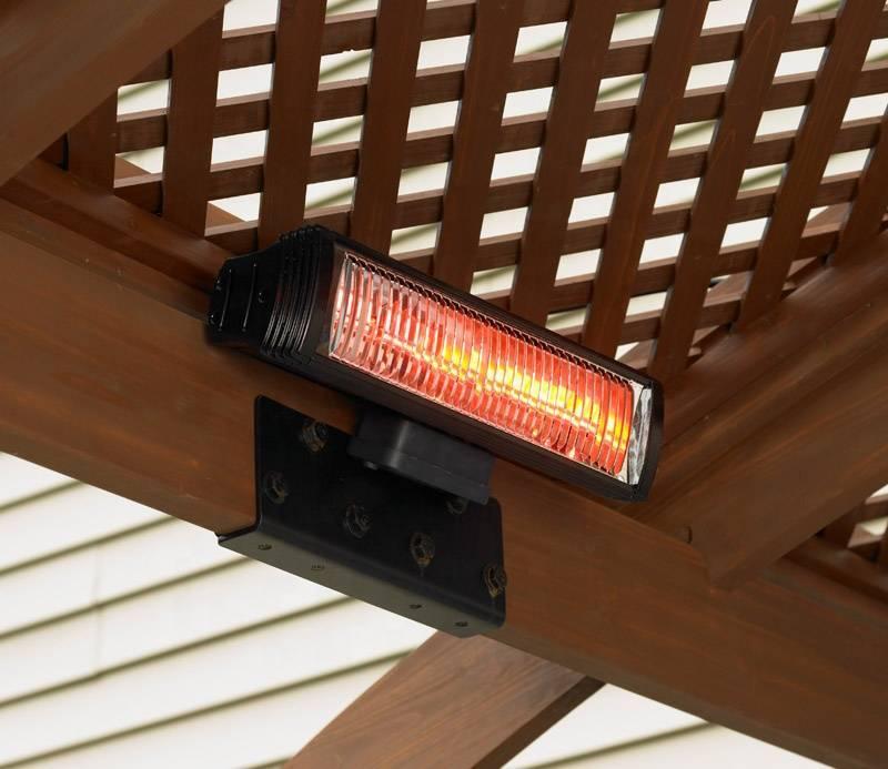 Инфракрасная лампа: конструкция обогревателя, преимущества и виды приборов, применение для домашнего отопления