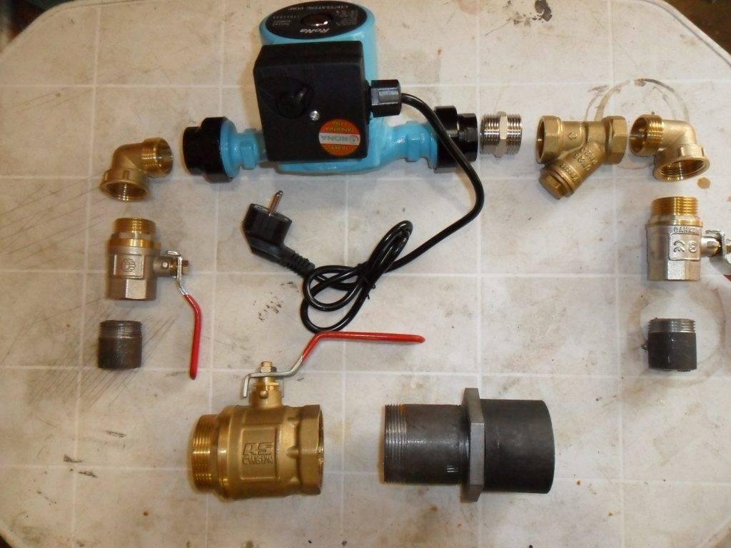 Шумит циркуляционный насос отопления почему гудит водяной насос в системе отопления, стучит в котле
