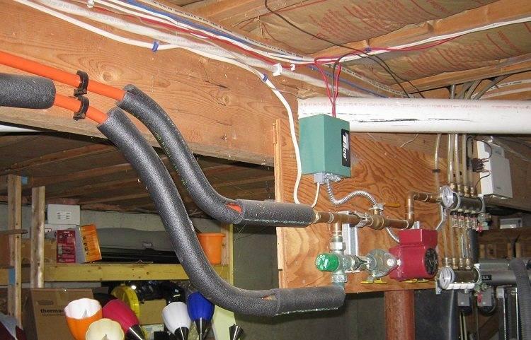 Какой диаметр трубы лучше использовать для отопления