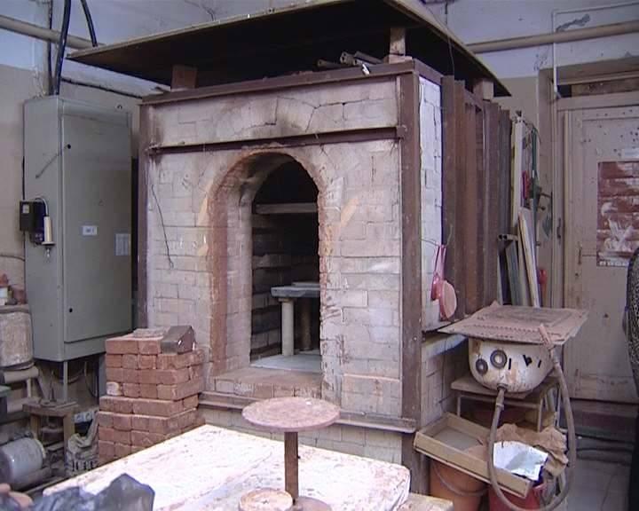 Печь для обжига керамики своими руками