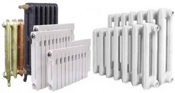 Какие батареи отопления лучше выбрать для квартиры?