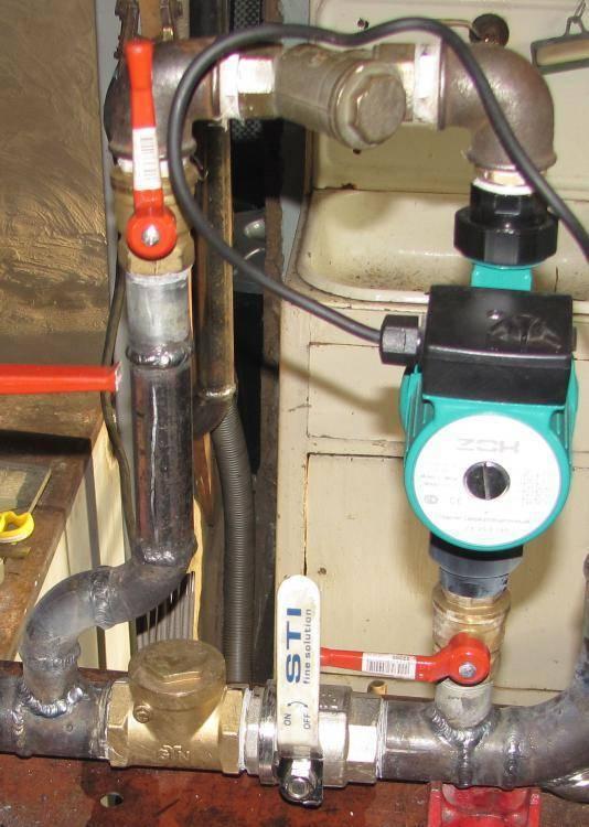 Почему шумит циркуляционный насос отопления и как это исправить