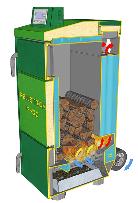 Котел на дровах своими руками: самодельный дровяной котел, чертежи мини котла, как сделать отопительный котел, маленький котел для отопления дома, схема
