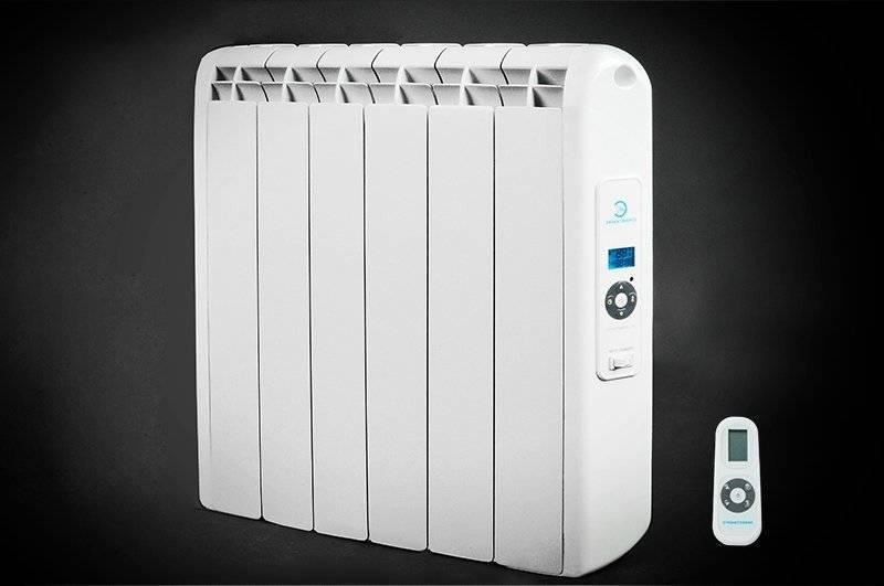 Электрический радиатор отопления масляный - микроклимат в квартире и доме