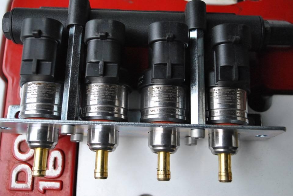 Как выбрать жиклеры газовых форсунок? просто о сложном!