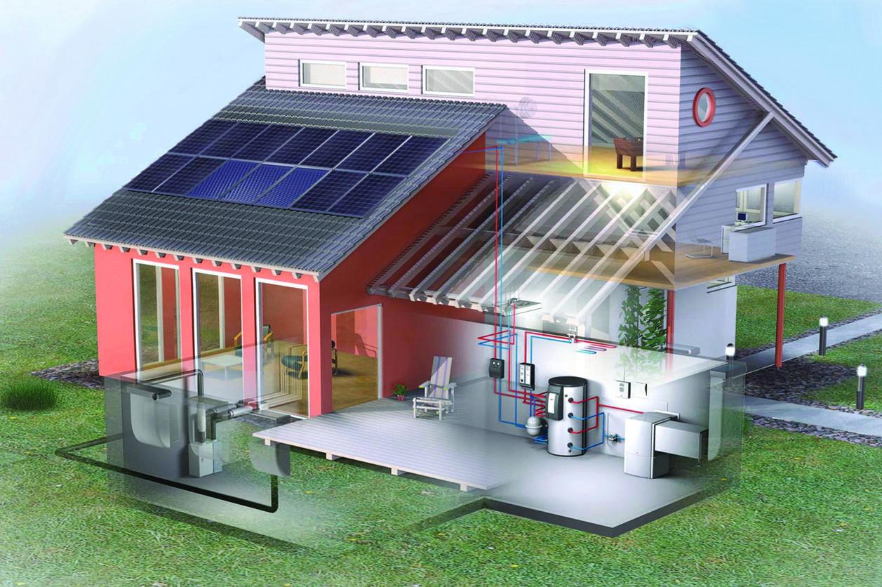 Разновидности новых технологий в отоплении частных домов
