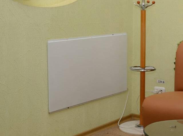 Инфракрасное отопление дома, квартиры: виды, устройство