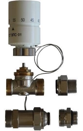 Терморегулятор для теплого водяного пола - монтаж и виды термостатов