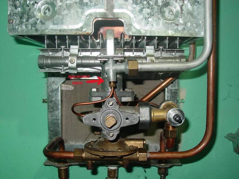 Ремонт газовой колонки - 70 фото проведения осмотра и поиск причин поломки