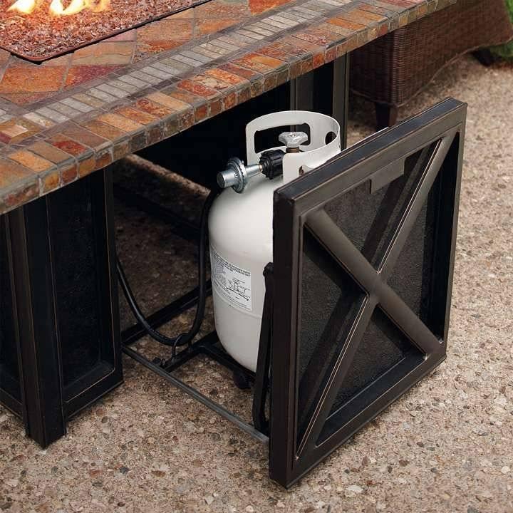 Газовый камин для дома