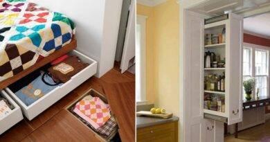 14 вещей, которые должны быть в маленькой квартире