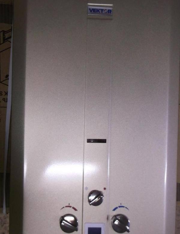 Инструкция по эксплуатации газовой колонки и плиты