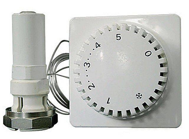 Трехходовой термостатический смесительный клапан для теплого пола – что это?