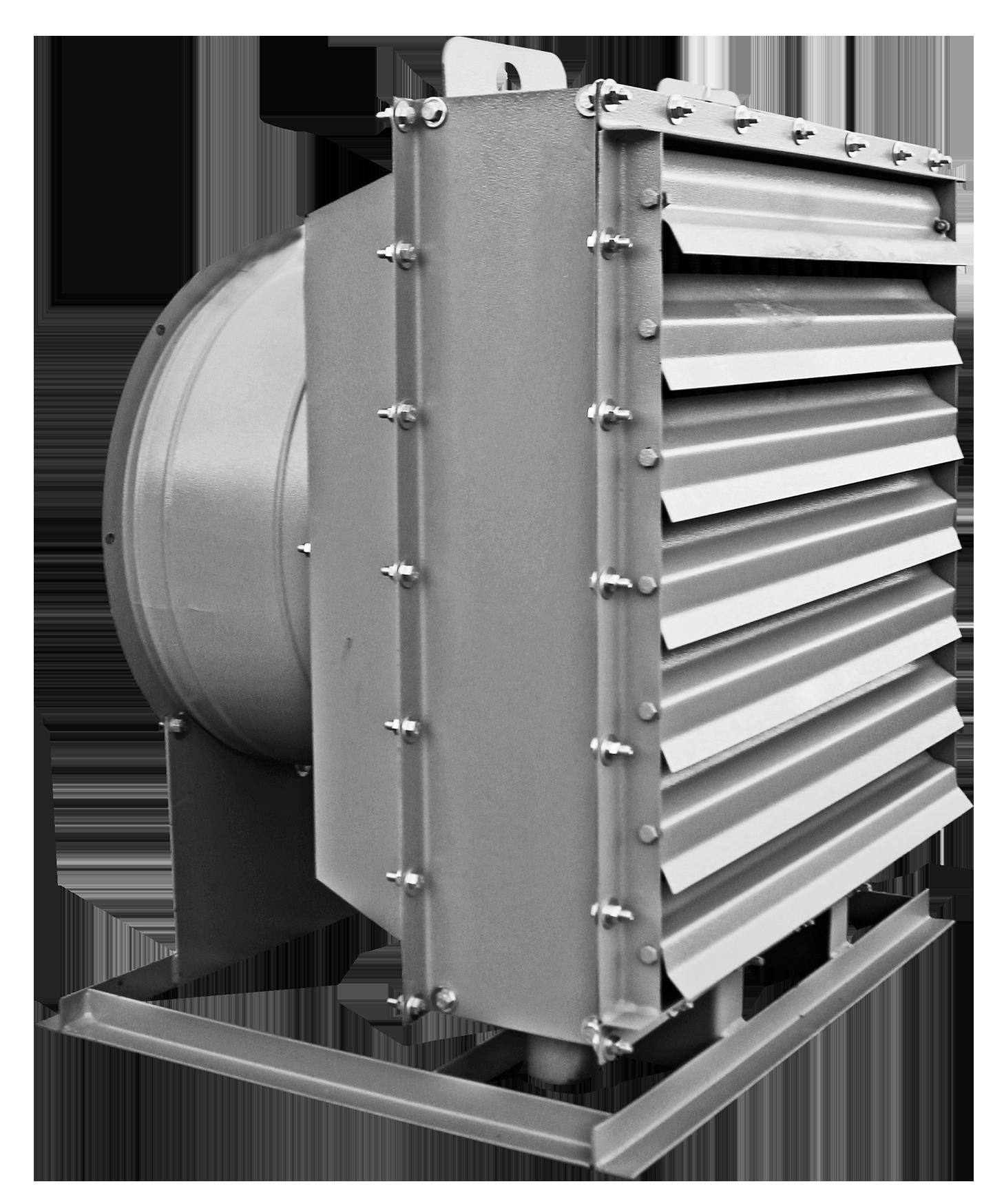 Агрегат воздушно-отопительный: виды, характеристики, принцип работы
