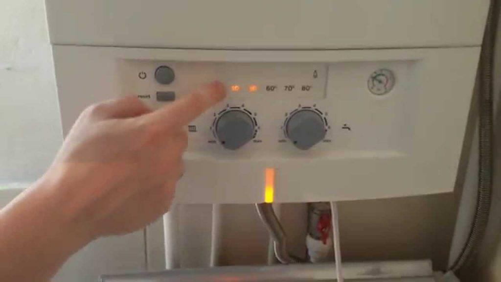 Как запустить газовый котёл в первый раз