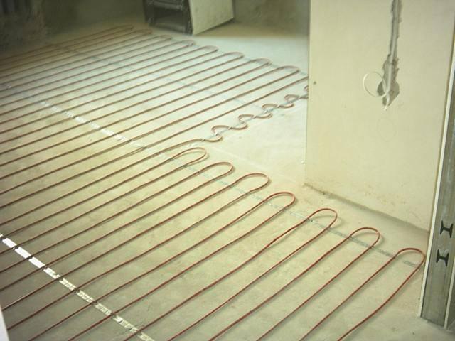 Электрический теплый пол под плитку (79 фото): какой лучше тип устройства, монтаж своими руками, отзывы