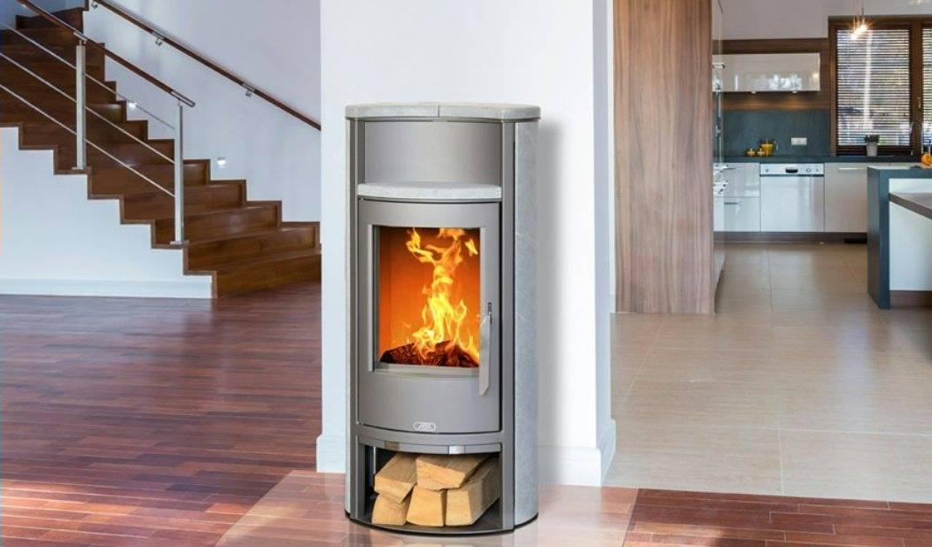 Выбор газового камина для загородного дома или квартиры