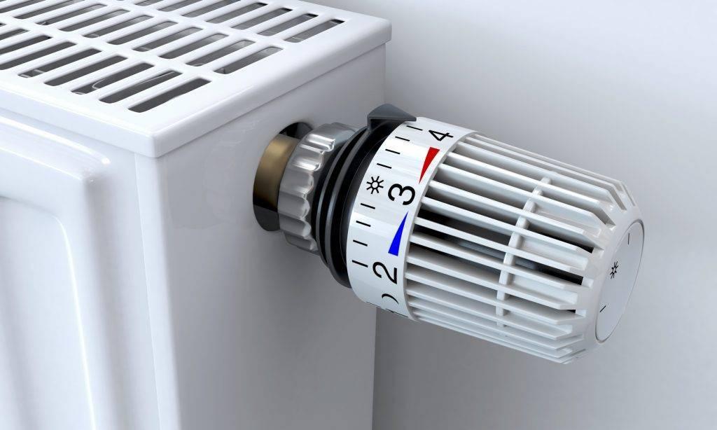 Регулировка радиаторов отопления обраткой или подачей