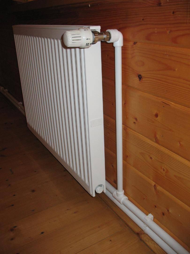 Подключение радиатора отопления к полипропиленовым трубам: видео-инструкция по монтажу своими руками, особенности алюминиевых батарей, как установить, соединить, цена, фото