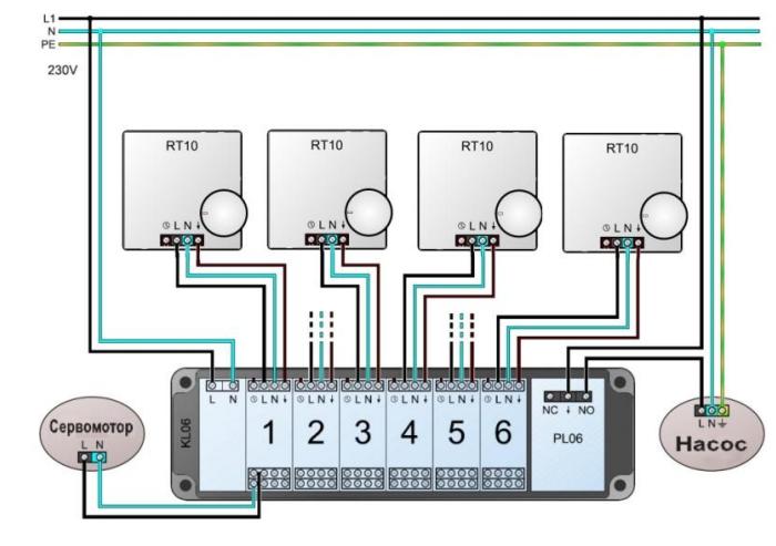 Как подключить и настроить термодатчик для котла отопления