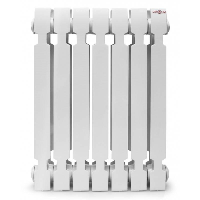 Konner (коннер) - чугунные, алюминиевые, биметаллические радиаторы, их технические характеристики, установка, цены, отзывы