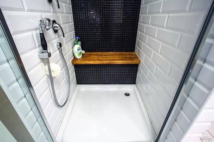 Душевая кабина своими руками в частном доме: душ в деревянном, дизайн комнаты фото, самодельный, сделать и установить