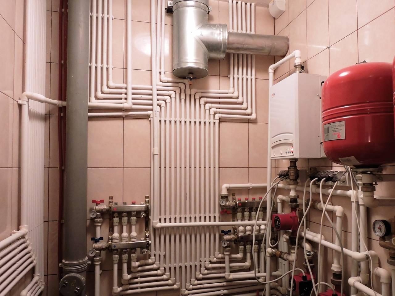 Расход газа на отопление дома: кпд газового котла, расчет количества потребления пропана, фото и видео примеры