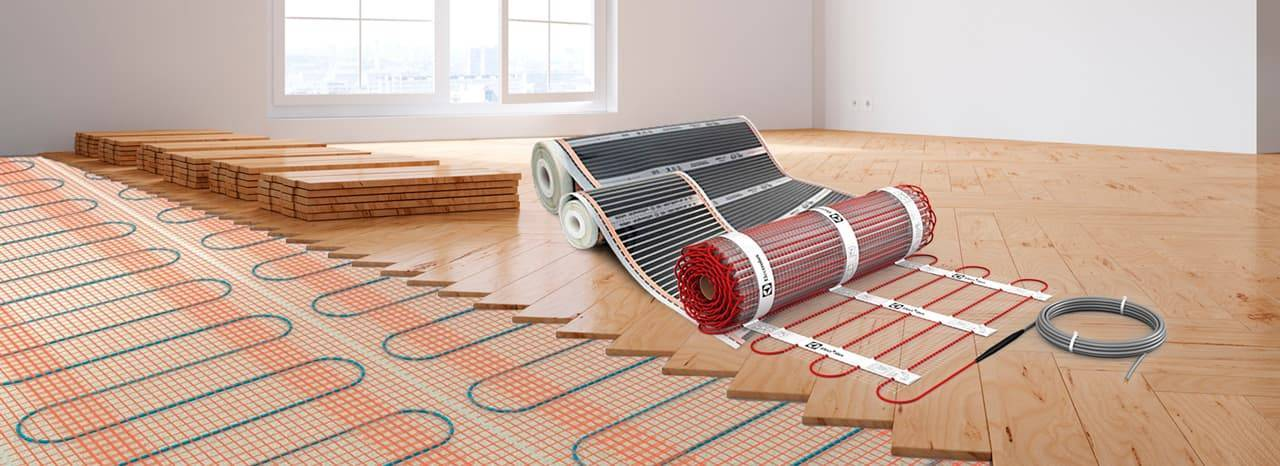 Тёплый пол под плитку - какой лучше выбрать