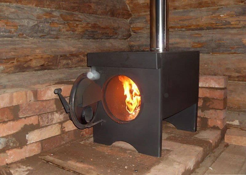 Металлические печи для дома и дачи, отопительные агрегаты, характеристики, отзывы покупателей