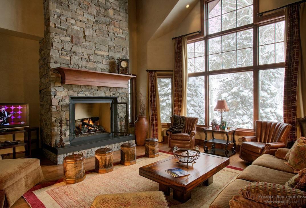 Камин в деревянном доме (67 фото): установка металлической печки на втором этаже дачи, дизайн конструкций